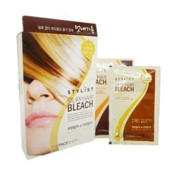 The Face Shop Stylist Silky Hair Bleach price malaysia india china japan