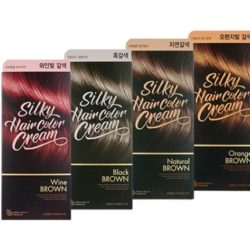 The Face Shop Stylist Silky Hair Color Cream malaysia Indonesia Singapore