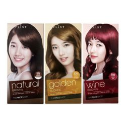 The Face Shop Stylist Silky Hair Color Cream price malaysia london england