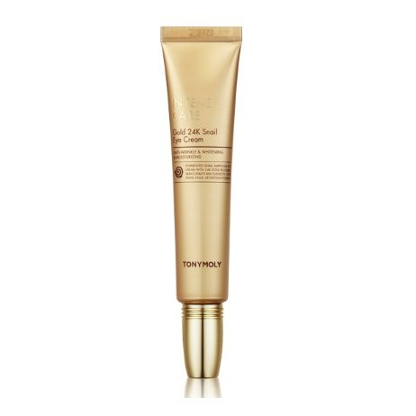 Tony Moly Intense Care Gold 24K Snail Eye Cream korean cosmetic skincare product online shop malaysia italy germany