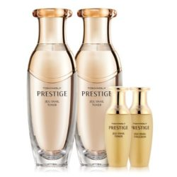 Tony Moly Prestige Jeju Snail 2 Set korean cosmetic skincare product online shop malaysia italy germany