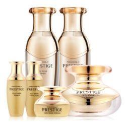 Tony Moly Prestige Jeju Snail 3 Set korean cosmetic skincare product online shop malaysia italy germany