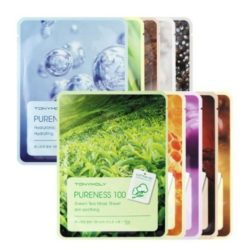 Tony Moly Pureness 100 Mask Sheet korean cosmetic skincare product online shop malaysia italy germany