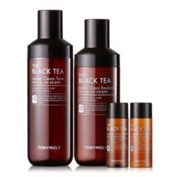 Tony Moly The Black Tea London Classic 2 Set korean cosmetic skincare product online shop malaysia italy germany