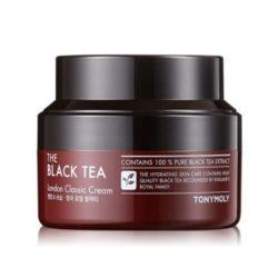 Tony Moly The Black Tea London Classic Cream korean cosmetic skincare product online shop malaysia italy germany