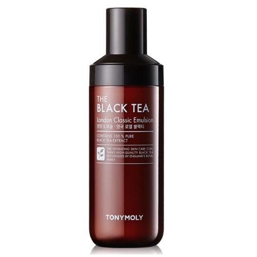 Tony Moly The Black Tea London Classic Emulsion korean cosmetic skincare product online shop malaysia italy germany