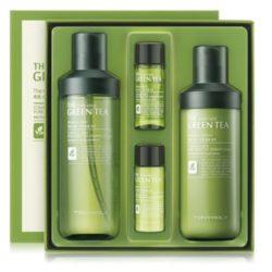 Tony Moly The Chok Chok Green Tea Watery Set korean cosmetic skincare product online shop malaysia italy germany