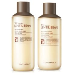Tony Moly The Tan Tan Lentil Bean Moisture Set korean cosmetic skincare product online shop malaysia italy germany