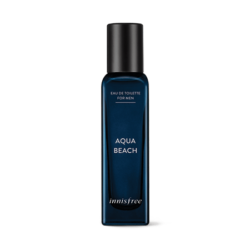 Innisfree Aqua Beach For Men Eau De Toilette 30ml korean cosmetic skincare shop malaysia singapore indonesia