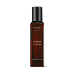 Innisfree Golden Sunset For Men Eau De Toilette 30ml korean cosmetic skincare shop malaysia singapore indonesia