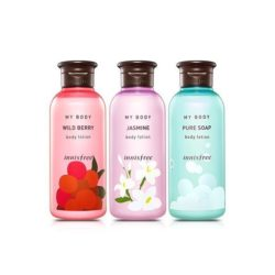 Innisfree My Body Body Lotion 300ml korean cosmetic skincare shop malaysia singapore indonesia