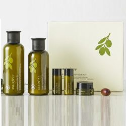 Innisfree Olive Real Special Care Set korean cosmetic skincare product online shop malaysia china india