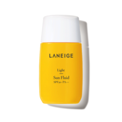 Laneige Light Sun Fluid SPF50+ PA+++ 50ml korean cosmetic skincare shop malaysia singapore indonesia