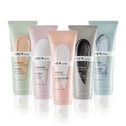 The Face Shop Baby Face Pack 50ml korean cosmetic skincare shop malaysia singapore indonesia