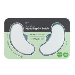The Face Shop Bright Eyes Modeling Gel Patch 2ea 5g korean cosmetic skincare shop malaysia singapore indonesia