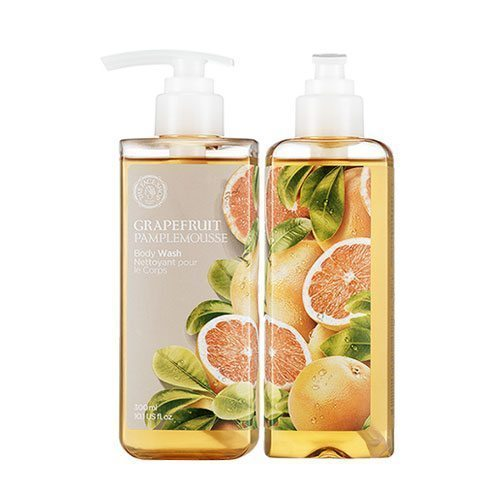 The Face Shop Grapefruit Body Wash 300ml korean cosmetic skincare shop malaysia singapore indonesia