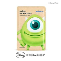 The Face Shop Mike Monstrous Moisturizing Face Mask 25g korean cosmetic skincare shop malaysia singapore indonesia