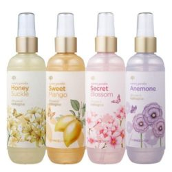 The Face Shop Nature Garden Shower Cologne 150ml korean cosmetic skincare shop malaysia singapore indonesia