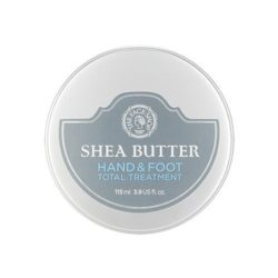 The Face Shop Shea Butter Hand and Foot Total Treatment 115ml korean cosmetic skincare shop malaysia singapore indonesia