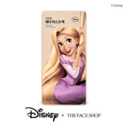 The Face Shop X Disney Rapunzel Hair Mask Pack 40ml korean cosmetic skincare shop malaysia singapore indonesia