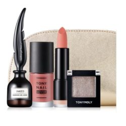 Tony Moly Alluring Make Up Kit Holiday Edition korean cosmetic makeup product online shop malaysia spain portugal