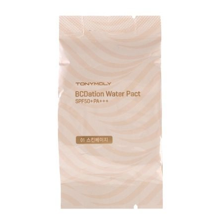 Tony Moly BCDation Water Pact refill korean cosmetic makeup product online shop malaysia spain portugal