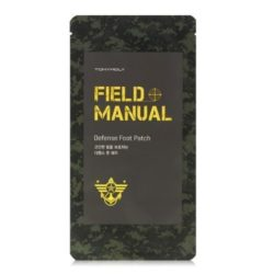 Tony Moly Field Manual Defense Foot Patch korean cosmetic skincare product online shop malaysia nepal bhutan