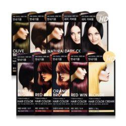 Tony Moly Make HD Hair Color Cream korean cosmetic skincare product online shop malaysia nepal bhutan