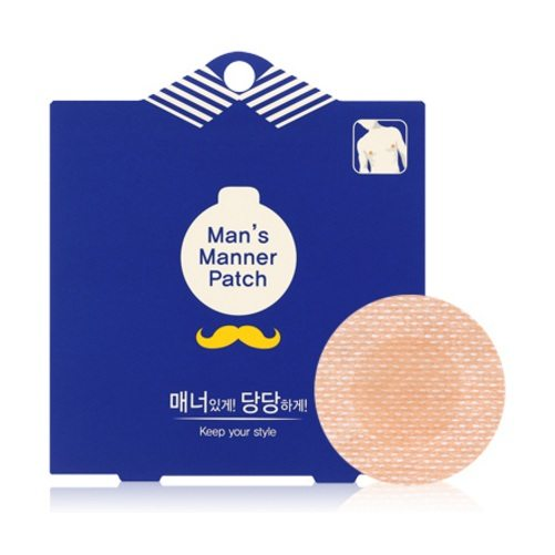 Tony Moly Man s Manner Patch korean men skincare product online shop malaysia singapore macau