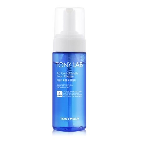 Tony Moly Tony Lab AC Control Bubble Foam Cleanser korean cleanser product online shop malaysia china thailand