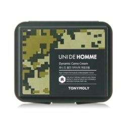 Tony Moly Uni De Homme Dynamic Camo Cream korean men skincare product online shop malaysia singapore macau