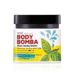 Belif Body Bomba Rich Body Balm korean cosmetic body hair product online shop malaysia vietnam pakistan
