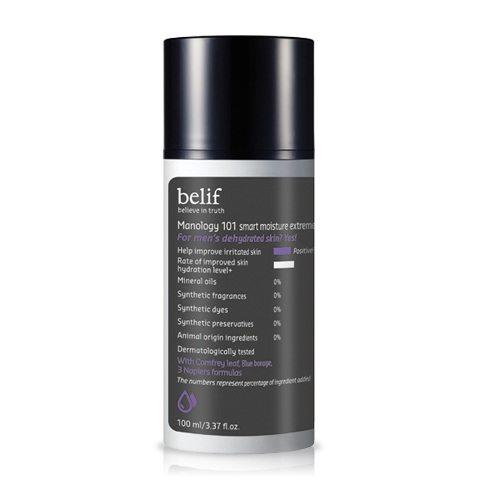 Belif Manology 101 Smart Moisture Extreme korean cosmetic men skincare product online shop malaysia china japan