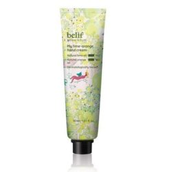 Belif My Lime Orange Hand Cream korean cosmetic body hair product online shop malaysia vietnam pakistan
