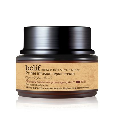 Belif Prime Infusion Repair Cream Anti Aging korean cosmetic skincare product online shop malaysia thailand macau