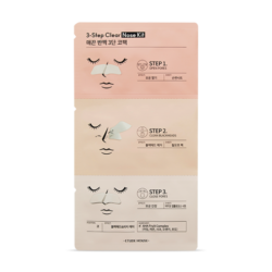Etude House 3 Step Clear Nose Kit malaysia singapore australia finland