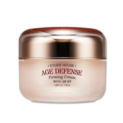 Etude House Age Defense Firming Cream 50ml korean cosmetic skincare shop malaysia singapore indonesia