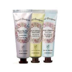 Etude House Hand Bouquet Hand Cream 50ml korean cosmetic skincare shop malaysia singapore indonesia