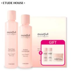 Etude House Moistfull Collagen Set malaysia indoneisa thailand China