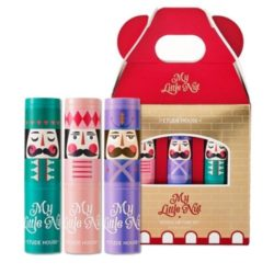 Etude House My Little Nut Kiss Full Lip Care 3 Set 3.5g korean cosmetic skincare shop malaysia singapore indonesia