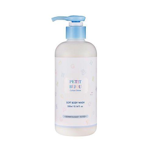 Etude House Petit Bijou Cotton Snow Soft Body Wash 300ml korean cosmetic skincare shop malaysia singapore indonesia