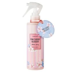 Etude House Pink Cherry Blossom All Over Spray 200ml korean cosmetic skincare shop malaysia singapore indonesia