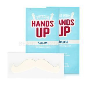Etude House Put Your Hands Up Smooth Face Waxing Patch 10pcs korean cosmetic skincare shop malaysia singapore indonesia