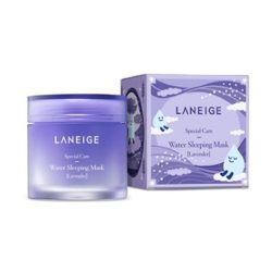 Laneige Water Sleeping Mask Lavender 70ml malaysia singapore brunei philippine vietnam canada england