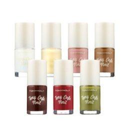 Tony Moly Tony Café Nail korean cosmetic makeup product online shop malaysia spain portugal