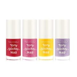 Tony Moly Tony Sticker Nail korean cosmetic makeup product online shop malaysia spain portugal