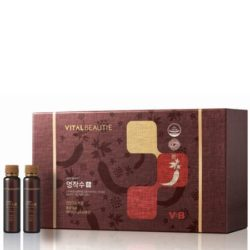 Vital Beautie Ginseng Extract Ampoule malaysia vietnam thailand canada usa