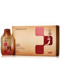 Vital Beautie Red Ginseng Gel 600g malaysia vietnam singapore thailand indonesia