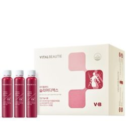 Vital Beautie Slimmer DX Diet Body Fat Reduced Drinks malaysia brunei philippines indonesia canada