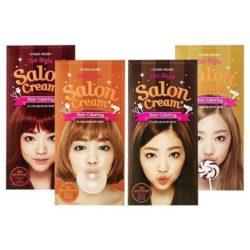 Etude House Hot Style Salon Cream Hair Coloring korean cosmetic skincare shop malaysia singapore indonesia
